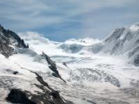 Monte Rosa - Parrot, Ludwigshohe, Corno Nero