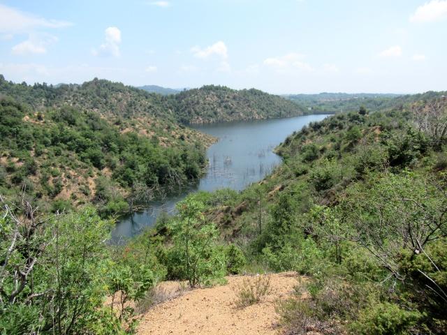 Bel panorama sul Lago di Ravasanella
