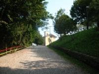 Salita al colle di San Maffeo in Rodero