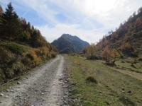 Val di Carassino, in direzione di Compietto