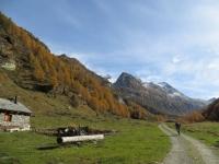 Val di Carassino, nei pressi dell'omonima Alpe