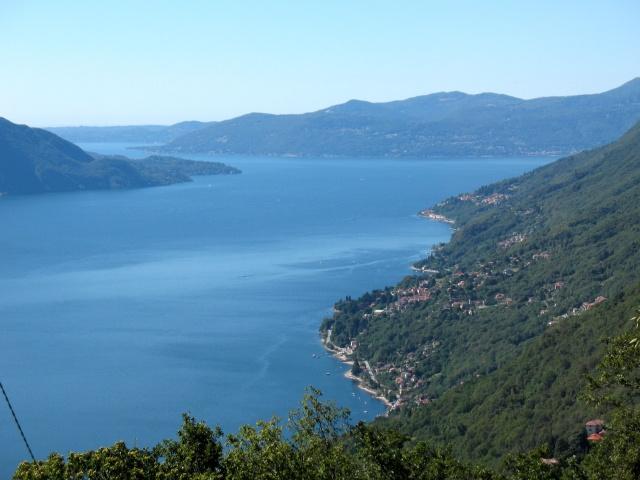 Lago Maggiore da Cannero Riviera