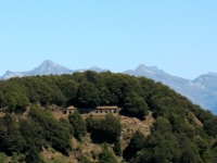 Verso Il Colle - panorama