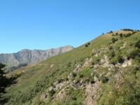 Verso Pian Puzzo - Monte Zeda