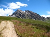 Berrio Blanc  dall'Alpe Chavanne inferiore