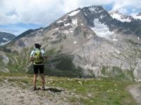Col Chavanne, Aiguille des Glacier