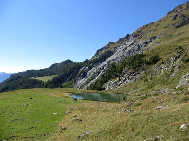 Lago di Cortina (Alpe Cortina Superiore)
