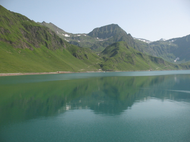 Lago Ritom, Alpe Tom e Pizzo Taneda