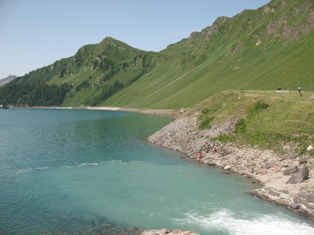 Alpe Ritom e lago