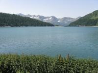 Panoramica Lago Ritom