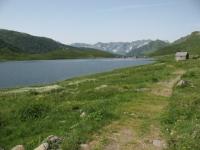 Lago di Cadagno da Cadagno di dentro