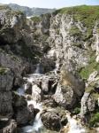 Salita all'Alpe Carorescio - particolare