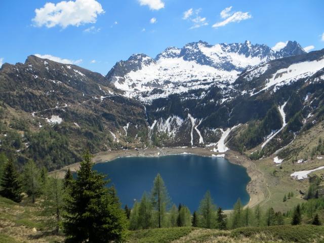 Lago Tremorgio da Brusada