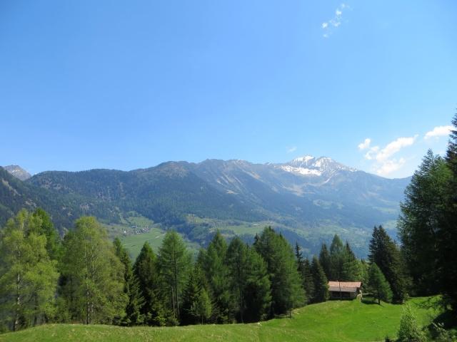 Panorama da Giof