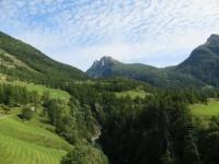 Alpeggi circostanti Simplon Dorf, sullo sfondo il Furggupass