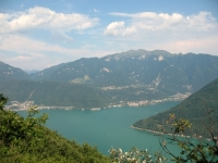 Lugano, Monte Arbostora