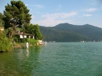 Nei pressi di Morcote - Lago di Lugano