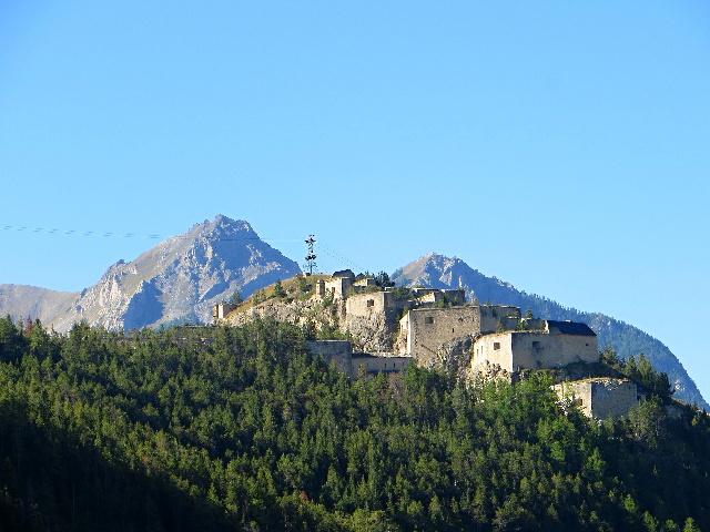Gruppo di fortificazioni sopra Briançon