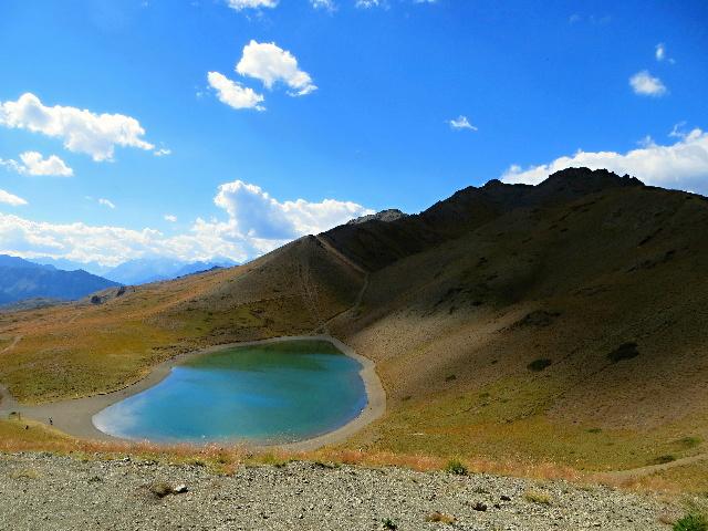 Lago Gignoux (Lago dei Sette Colori)