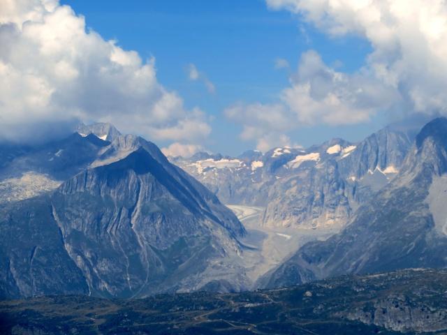 Oberaletschgletscher