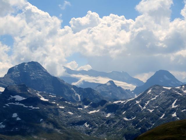 Il Ghiacciaio del Monte Leone (Alpe Veglia)
