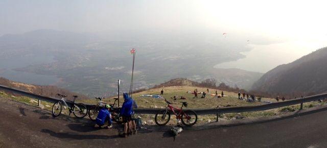 Panorama sulla Brianza
