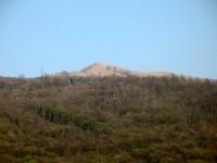 Versante del Monte Cornizzolo dal Lago del Segrino