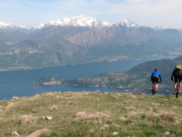 Lago di Como, Bellagio, Grigna