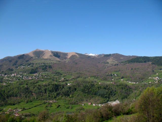 Valle d'Intelvi, Pizzo della Croce