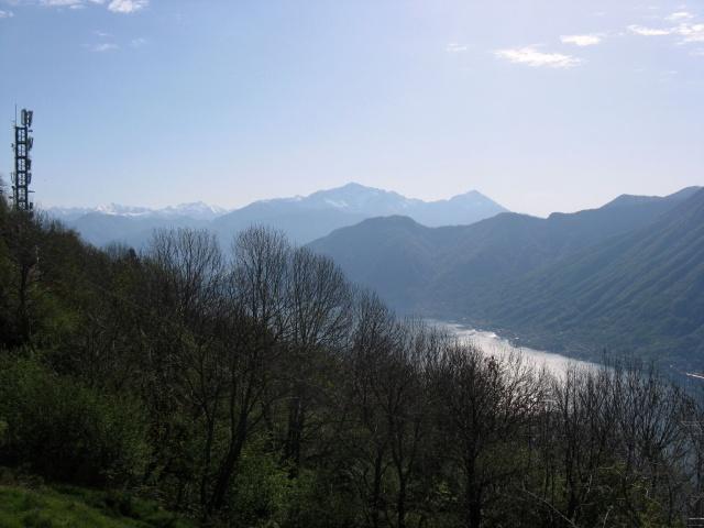 Dorsale lariana , Grigna, rilievi della Valtellina