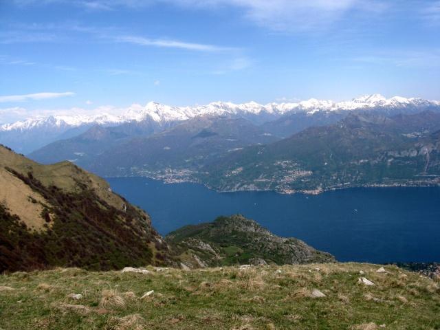 Alto Lario e rilievi della Valtellina