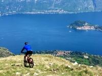 Lago di Como - particolare su Bellagio