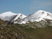 Rifugio Venini, Monte di Tremezzo