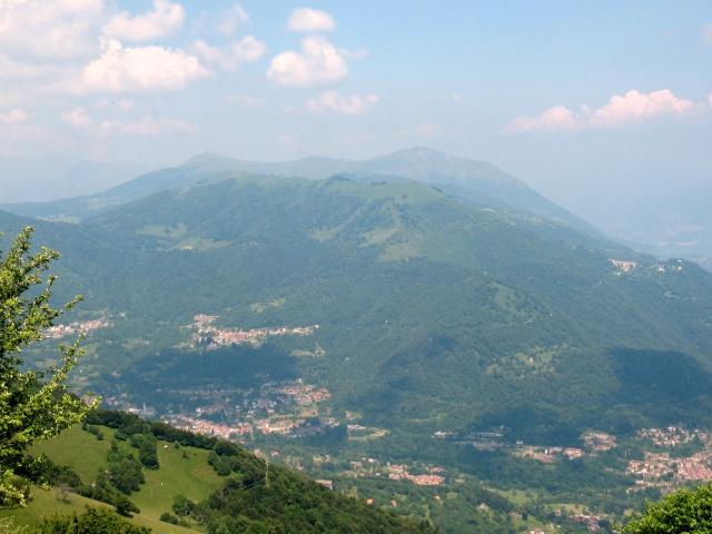 Valle di Intelvi - Monte Galbiga e Crocione