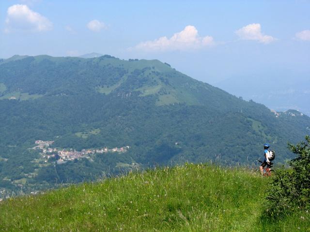 Valle d'Intelvi - panorama
