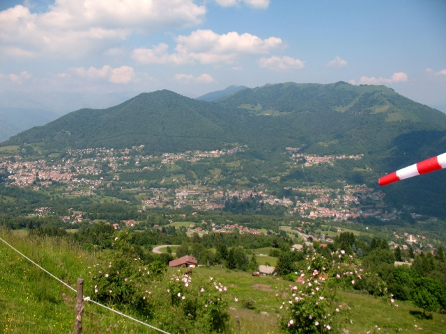 Valle d'Intelvi da Casasco