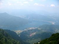 Vetta del Monte Generoso - panorama su Lago di Lugano
