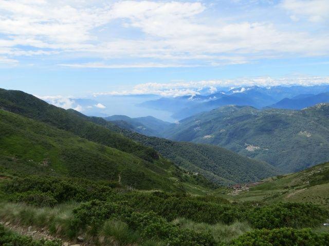 Lago Maggiore e la Valle Veddasca