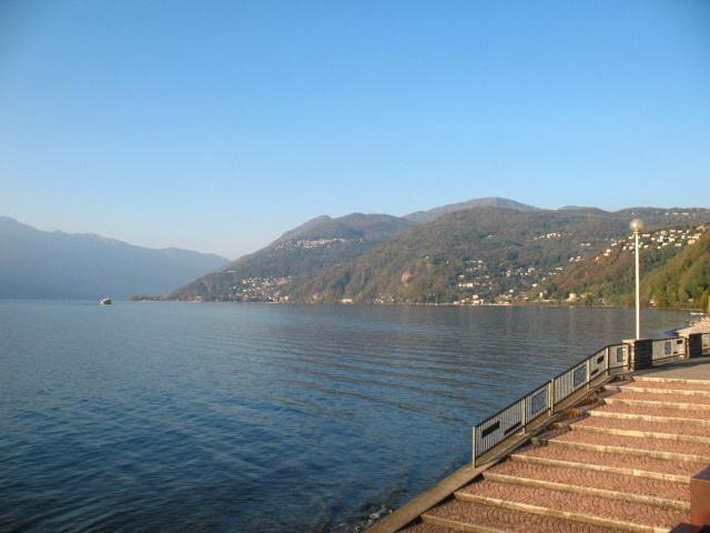 Lago Maggiore nei pressi di Luino
