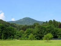 Vista sul Monte Pian Nave