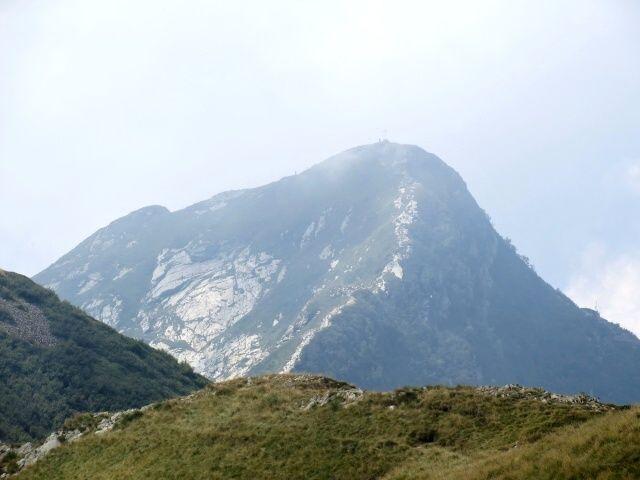 Vetta del Monte Tamaro