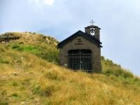 Chiesetta in prossimità della Capanna Tamaro