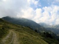 Ascesa alla Cima Manera, Vetta del Tamaro sullo sfondo