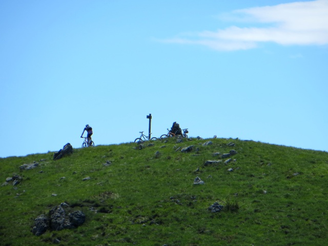 Vetta del Monte Pracaban