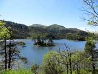 Lago Bruno, particolare