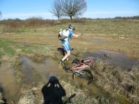 Attenzione al fango!