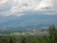 Panorama sul Canavese