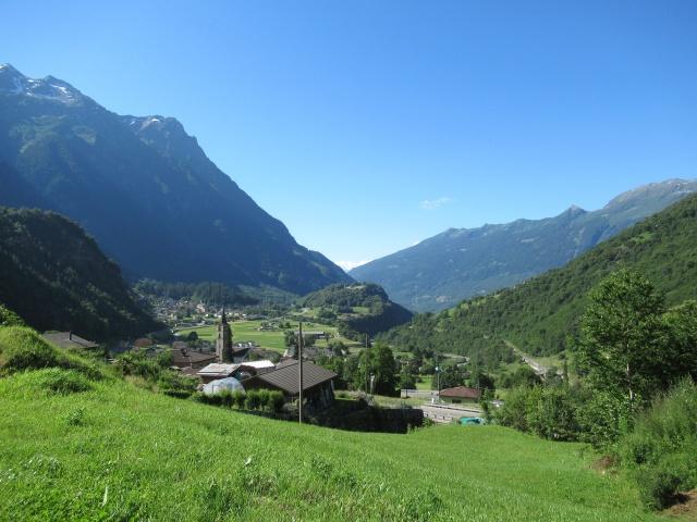 Val di Blenio - panorama