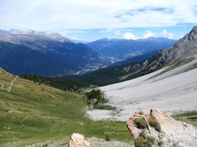 Vista sulla Val di Susa