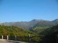 Panorama da Barzio
